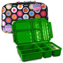 Whether you're looking for fun variety, portion control, or an all-in-one lunch box with a drink container, then a cool #bento style lunch carrying system is perfect for you.