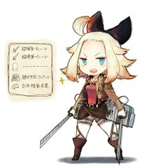 Bravely Default: Edea Lee by Iwose