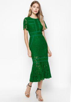 Las 154 Mejores Imágenes De Vestido Verde En 2019 Vestidos