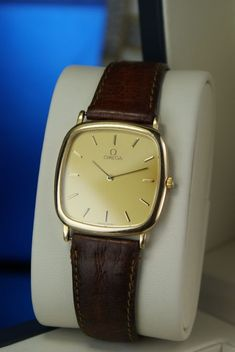 Catawiki online auction house: Omega De Ville – Men's wristwatch