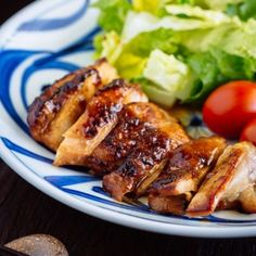 Teriyaki recipe - Juicy and tender chicken glazed in a flavorful homemade sauce this classic Chicken Teriyaki prepared in the authentic Japanese cooking method will be on your dinner routine. No bottled teriyaki sauce needed! Easy Japanese Recipes, Japanese Food, Asian Recipes, Japanese Salad, Japanese Chicken, Japanese Teriyaki, Japanese Potato, Japanese Curry, Japanese Kitchen