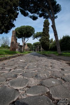 Photo Via Appia Antica by Sandro L. on 500px