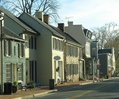 #35. Leesburg, VA: This town has managed to keep its charm by preserving much of its historical architecture in the downtown area. Only problem, most residents have to commute 40 miles to Washington, DC for jobs. http://money.us/1firfxv