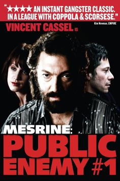 Shop Mesrine: Public Enemy Part 2 [Blu-ray] at Best Buy. Find low everyday prices and buy online for delivery or in-store pick-up. Vincent Cassel, Ludivine Sagnier, Netflix Original Series, Netflix Originals, Tv Shows Online, Netflix Movies, Cool Things To Buy, Stuff To Buy, Memoirs