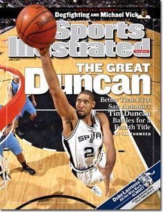 Tim Duncan ... Timmy!