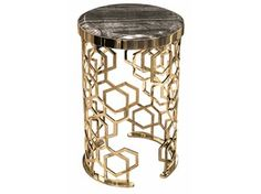 Round coffee table MANFRED | Round coffee table - Fratelli Longhi