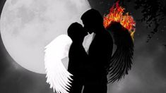 Angels and Demons trilogy, by J.C. Seal