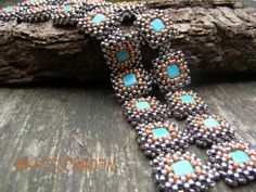 Stepping stone bracelet by Akke Jonkhof