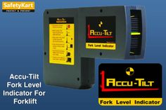 The Accu-Tilt shows the forklift operator the level of the forks at all times thereby reducing potential damage by piercing product or racking and increasing productivity by eliminating the guess work. #productivity #IndustrialSafety