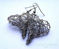 mirijam / Srdiečkové Earrings, Jewelry, Fashion, Ear Rings, Moda, Stud Earrings, Jewlery, Jewerly, Fashion Styles