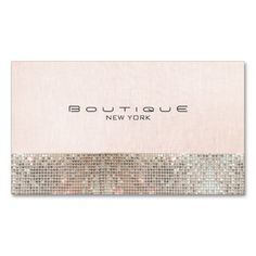Faux Sequins and Linen Cute Pink Chic Boutique Business Card Template http://www.zazzle.com/faux_sequins_and_linen_cute_pink_chic_boutique_business_card-240118017546868828?rf=238194283948490074&tc=pfz