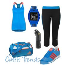 10 Super Cool Gym Outfits for Women- Workout Clothes | Outfit Trends | Outfit Trends http://www.FitnessApparelExpress.com