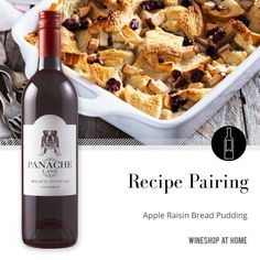 Try this food & wine pairing idea over the fall and holiday season!  http://wsah.org/38kw