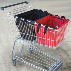 For Costco runs. These would actually be really helpful since Costco doesn't use bags!!
