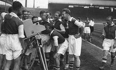 The BBC started its television service in 1936, although it was nearly a year before the very first televised match of football was screened – a specially-arranged friendly match between Arsenal and Arsenal Reserves at Highbury on 16 September 1937.