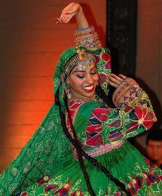 Afghani Dancer