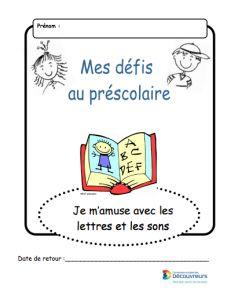 lettres et sons School Supplies, Sons, Alphabet, Homeschool, Language, Positivity, Teaching, Activities, Education