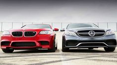 2014 BMW M5 Competition vs 2014 Mercedes-Benz E63 AMG S Model. Do you agree with the result?