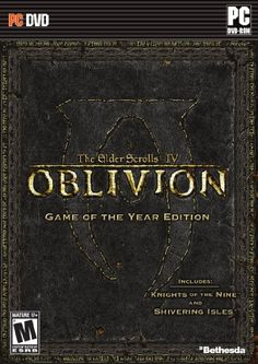 cool New Pc Games | The Elder Scrolls IV: Oblivion - Game of the Year Edition - PC