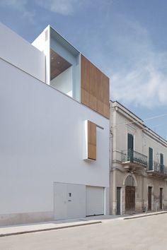 moramarco+ventrella architetti, Pasquale Boezio · Casa CS · Divisare