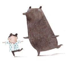 Risultati immagini per children illustration animals