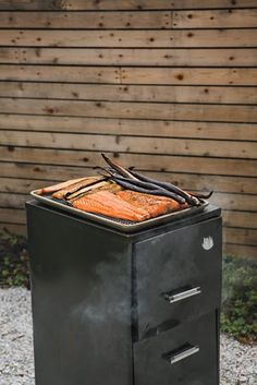 You Can Build A Smoker From A Filing Cabinet