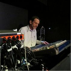 """John Benz graduated from the Show Production and Event Management program in 2011.John is currently working as the head of audio and lighting at Violet's Venue, """"Primarily hosting live blues concerts, Violet's Venue is showcasing international and national artists in an extensively remodeled venue."""""""
