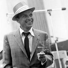 One of my favorites, Frank Sinatra!