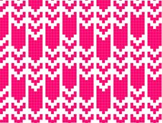 Designing Fair Isle Patterns | Unique and Handmade