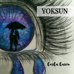 YOKSUN | LEVLA'NIN NOT DEFTERİ Shades Of Blue, 50 Shades, Let It Be, Drawings, Blog, Movie Posters, Paintings, Green, Truths