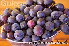 Qual é melhor uva para a saúde: verde ou roxa? E para bebida: suco ou o vinho? Chega de dúvidas: Compreenda os Benefícios da Uva para a #Saúde!  Artigo aqui: http://www.gulosoesaudavel.com.br/2013/06/20/chega-duvidas-compreenda-beneficios-uva-saude/
