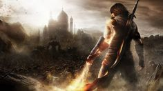 Beautiful prince of persia the forgotten sands