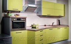 Проект #L42 Стильные прямые кухни в Минске под заказ. Больше проектов на сайте: http://www.mebel-lux.by/kuxni/ekonom/
