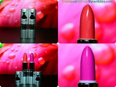 BUBU Lipticks Review + Swatches http://www.goldandsilversparkles.com/2014/05/bubu-lipticks-review-swatches.html #bbloggers #beautyblogger #makeup #lipstisck