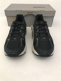 ASICS GEL-Kahana 8 Trail Running Shoe Black Onyx Silver Men s Sz 12  ASICS fefbf076e0
