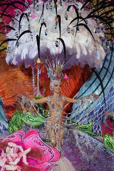 Carnaval De Santa Cruz Tenerife