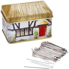 Cath Kidston - House Pin Tin