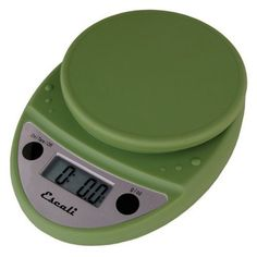 Canu0027t Cook W/out My Green Kitchen Scale