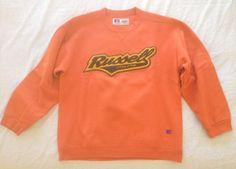 #Felpa #Russel Athletic  #vintage #style #moda #casual #fashion #trendy  #abbigliamento #sportivo