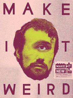 Tim Lahan: Make It Weird