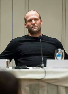 I love you, Jason Statham...