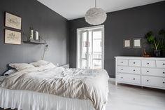 Få förunnat med sovrum med två balkonger