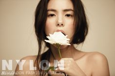 Min Hyo Rin - Nylon Magazine