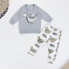 Newborn Infant Kids Baby Boy Girl Sweatshirt Tops+Long Pants Outfits Clothes Set | Clothing, Shoes & Accessories, Baby & Toddler Clothing, Girls' Clothing (Newborn-5T) | eBay!