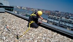 Today's Featured Service - Fall Protection