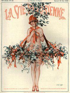 Chéri Hérouard (1881-1961). La Vie Parisienne, 29 Mai 1926. [Pinned 6-ii-2015]