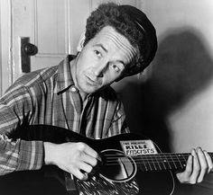 Journal of Humanitarian Affairs: Woody Guthrie still musically relevant