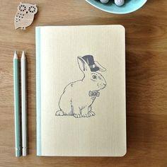 cahier Lapin magicien