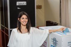 Italy Elections 2016: Virginia Raggi Becomes Rome's First Female Mayor