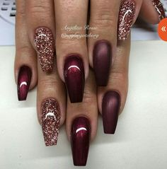 39 chic acrylic gel coffin nails design ideas acrylic nails nail beauty makeup Wondrous Winter Nail Design Ideas For 2020 – The Glossychic Design 63 Cute Nail Designs for Every Nail Length & Season: Cute Nails to Try 22 super easy nail art designs and … Easy Nails, Easy Nail Art, Simple Nails, Cute Nails, Pretty Nails, Easy Art, Fabulous Nails, Gorgeous Nails, Nailed It